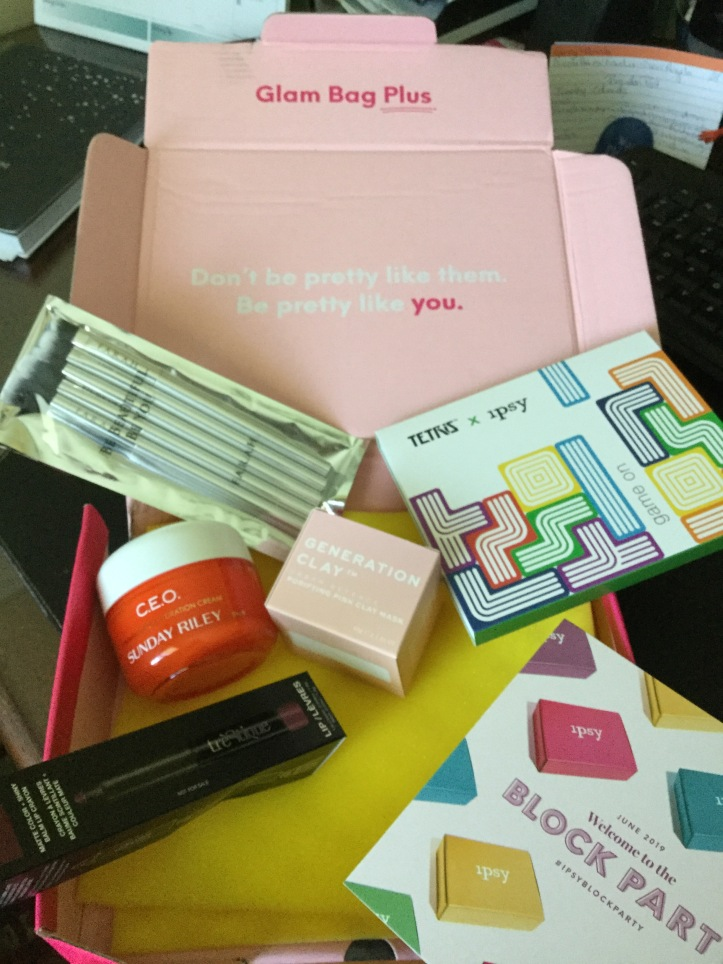 June 2019 Ipsy Glam Bag Plus Review – Ms  Mimsy Reviews