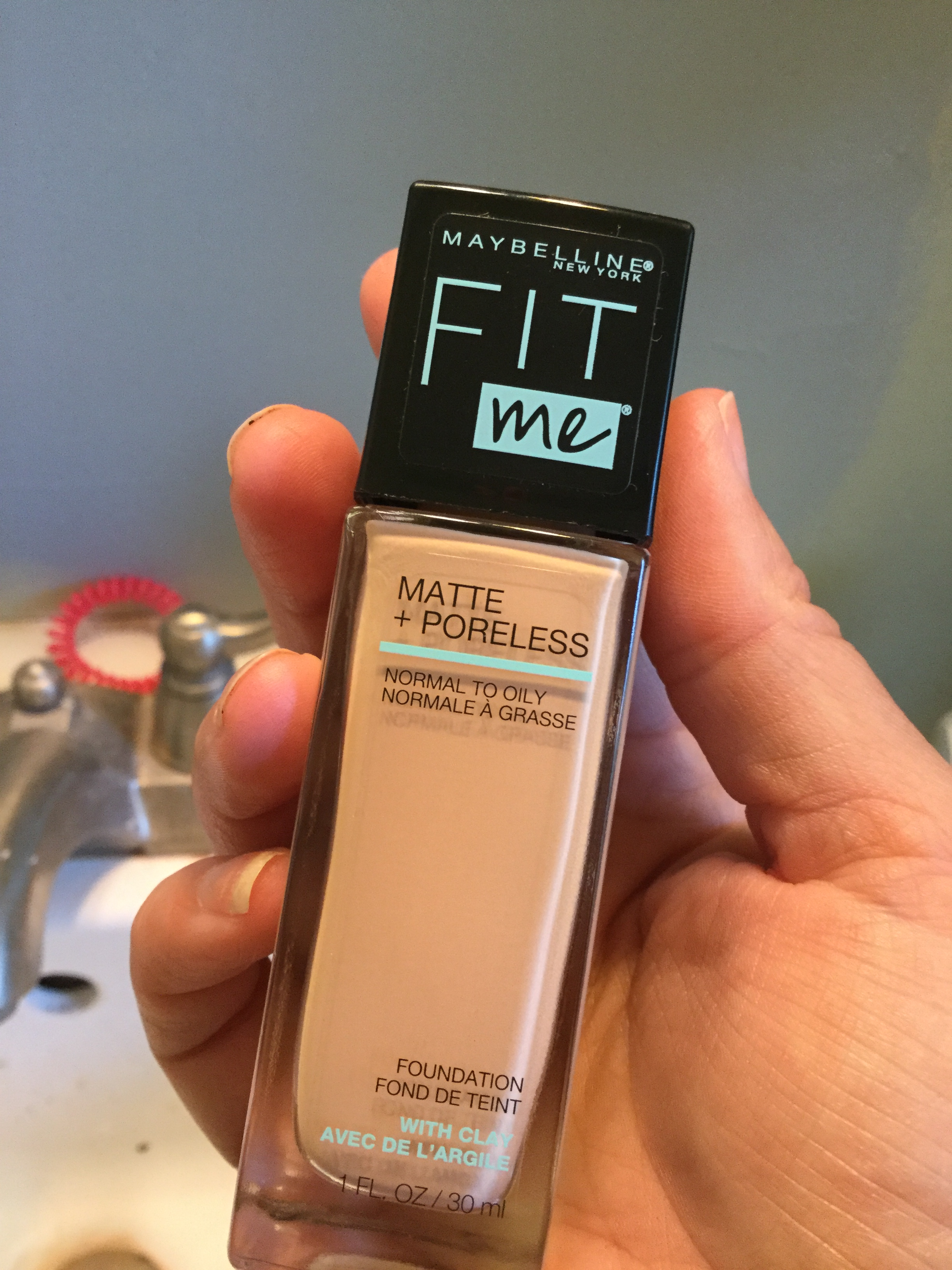 Maybelline Fit Me Foundation Review Ms Mimsy Reviews